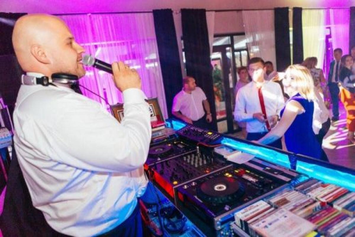 DJ Blaym i wodzirej na Twoje wesele