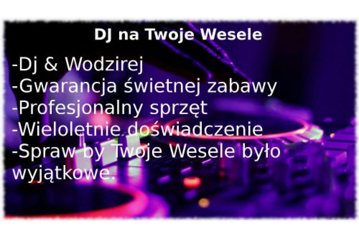 Dj & Wodzirej