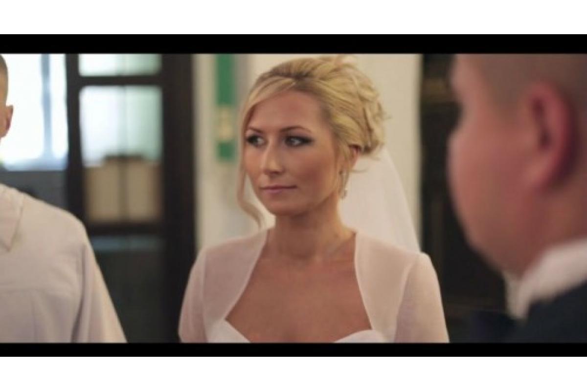 Film ślubny (zdjęcia+montaż) 1500PLN