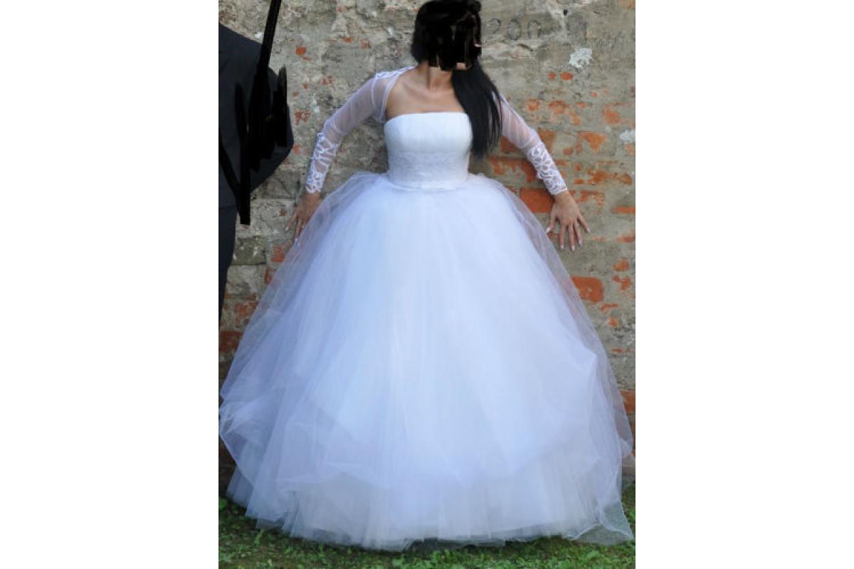 Piękna suknia ślubna PRINCESS