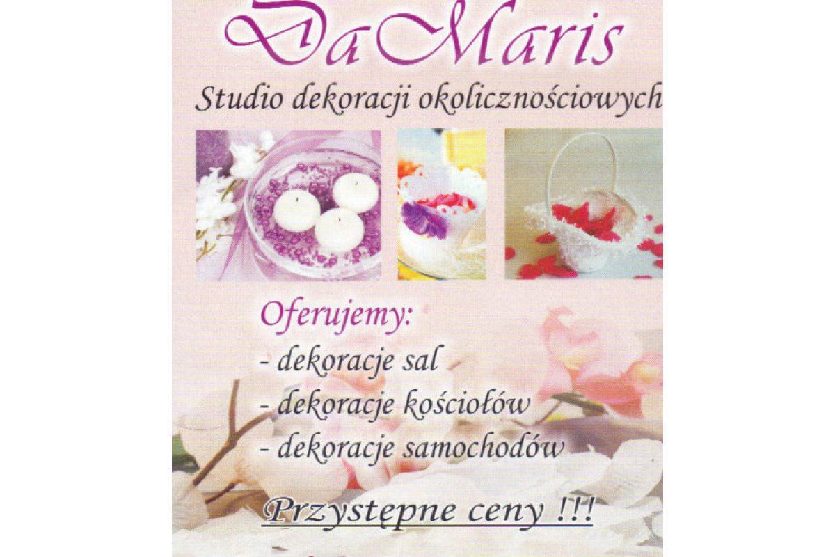 DaMaris Dekoracje Ślubne