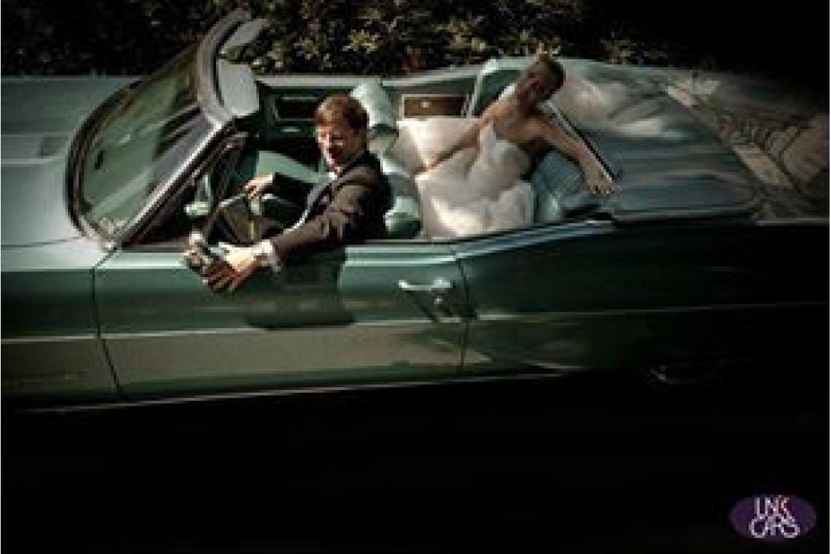 Zabytkowe samochody do ślubu