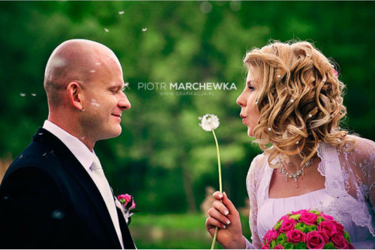 Fotografia ślubna – Piotr Marchewka