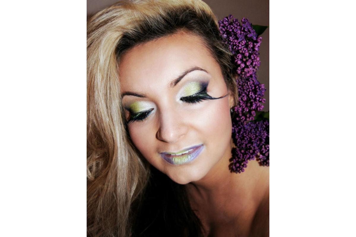 Profesjonalny Makijaż ślubny, okolicznościowy i stylizacja rzęs