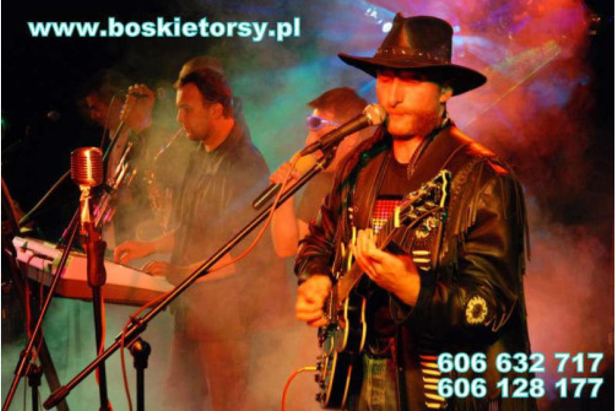 Boskie Torsy – band
