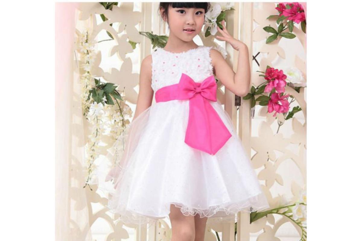 Suknie ślubne, sukienki flower girls dla dziewczynek