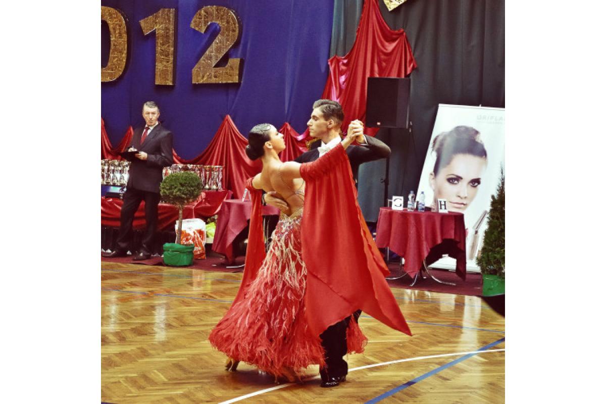 Pokaz tańca towarzyskiego !