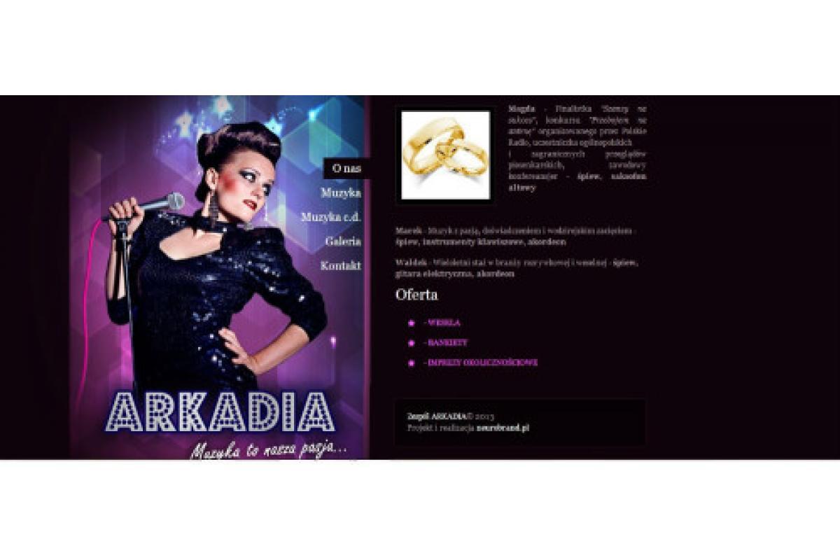 ARKADIA – najlepszy zespół na Twoje wesele!