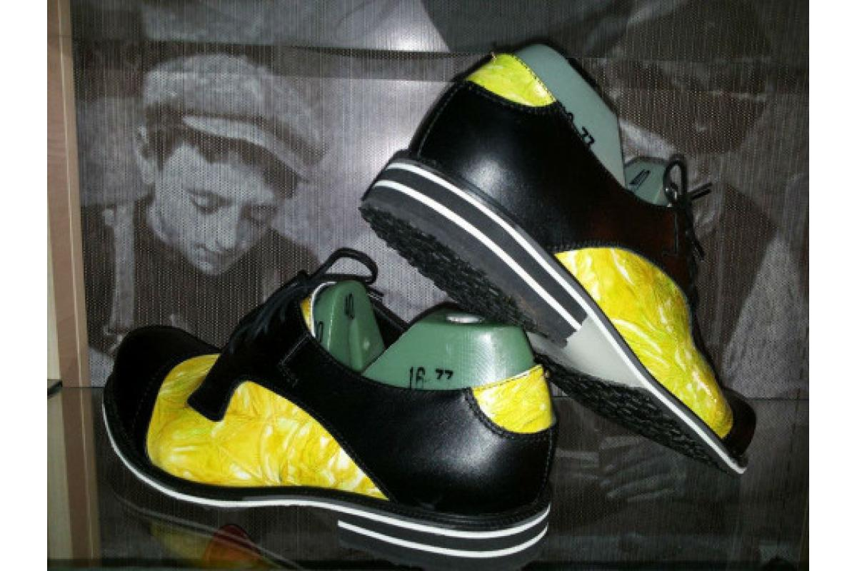 Buty ręcznie robione na zamówienie HandMade