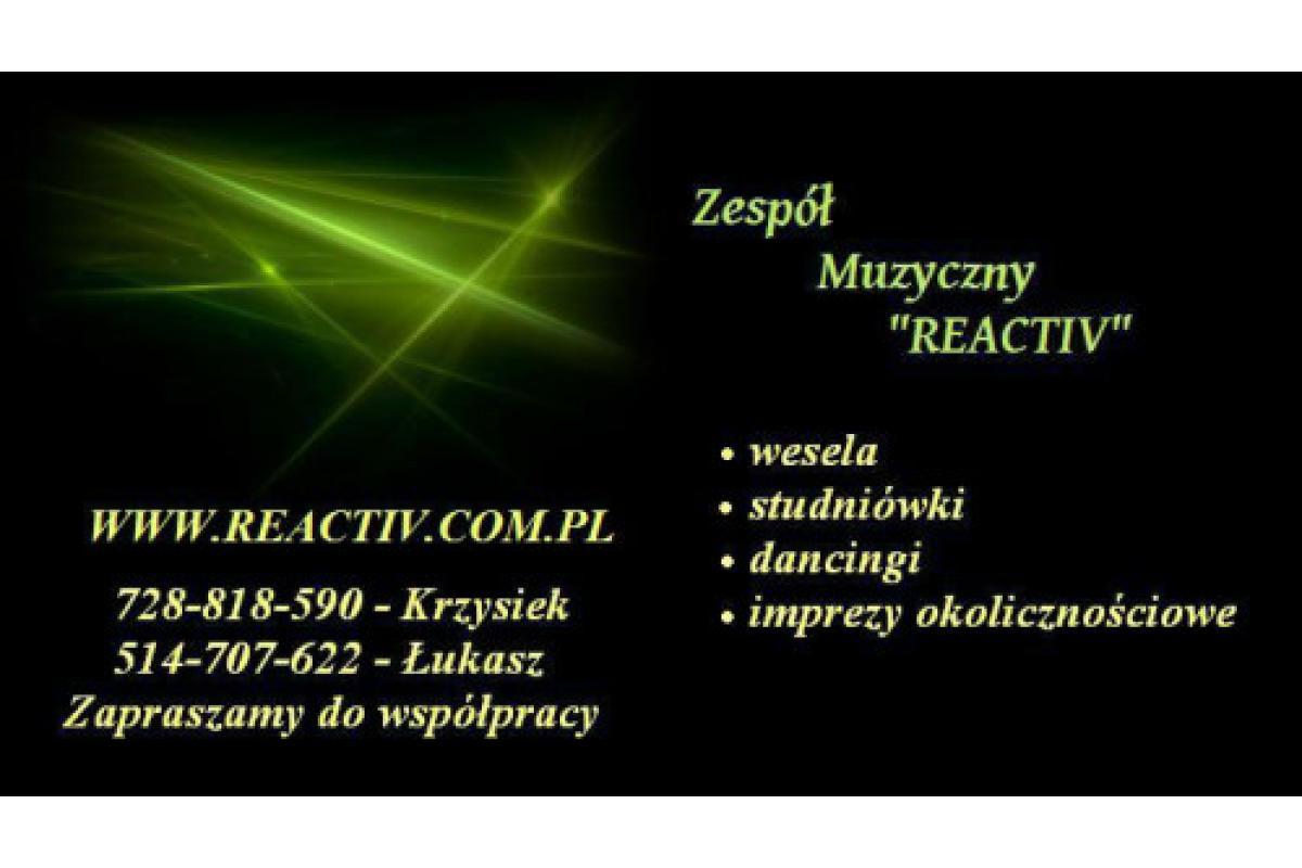 Zespół Muzyczny REACTIV