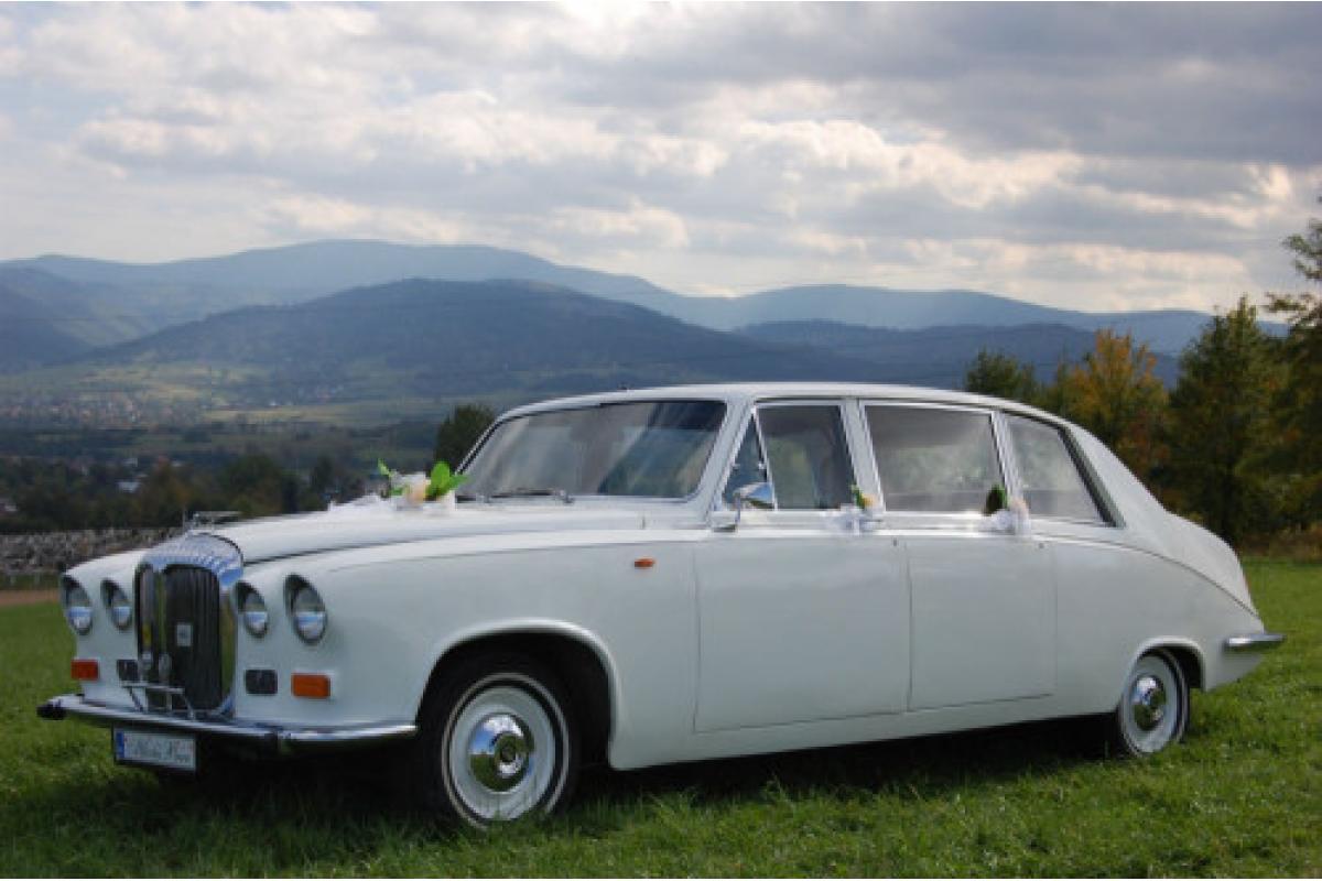 Samochody zabytkowe do ślubu – ŻYWIEC, BIELSKO I OKOLICE