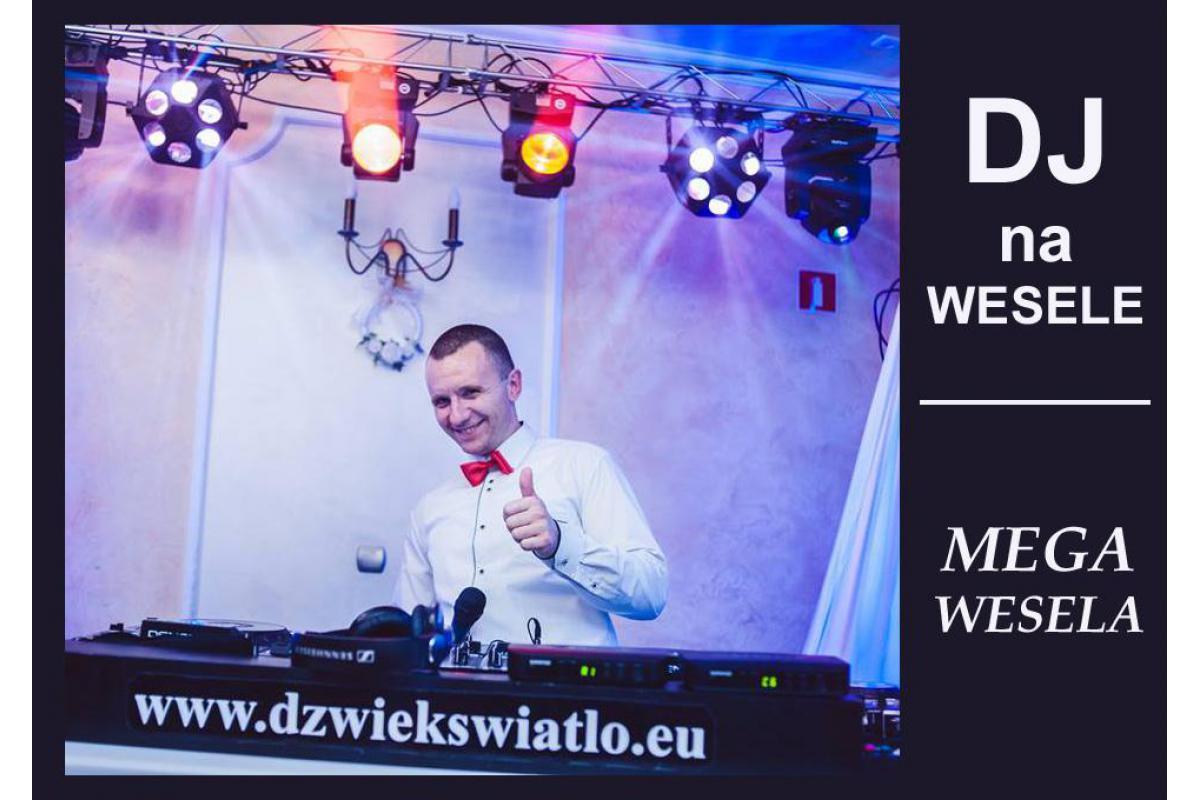 DJ na wesele DJ Robert Koss